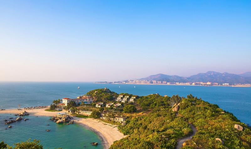"""惠州""""东方夏威夷""""迷人海滩.巽寮湾.单位员工拓展.培训二天游"""
