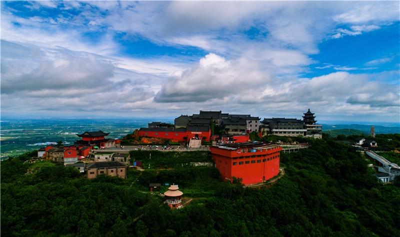 江苏句容茅山景区(5A)