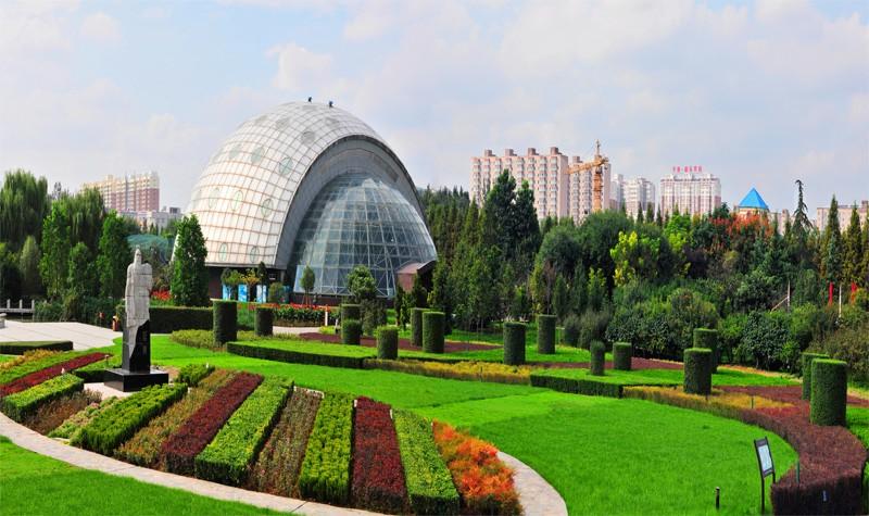 西北农林科技大学博览园(杨凌农林博览园)