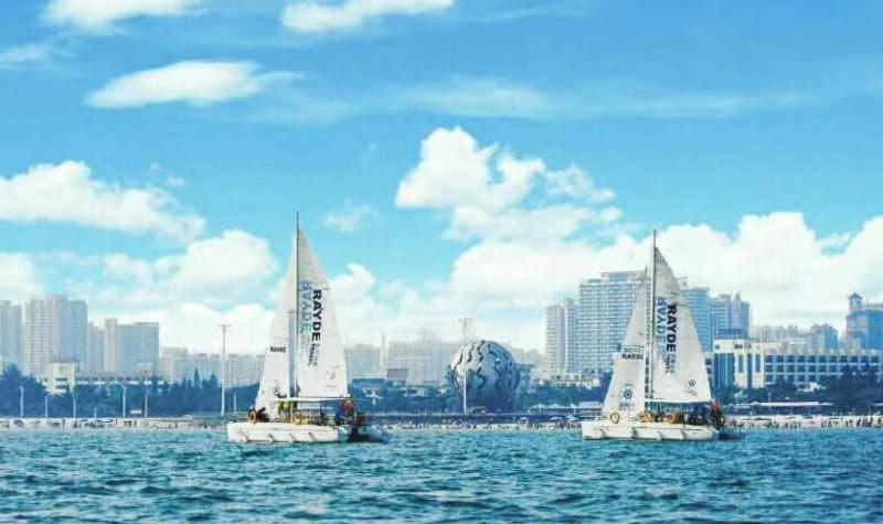 银滩帆船观光游艇俱乐部