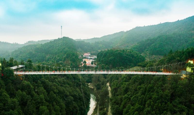 皇龙大峡谷