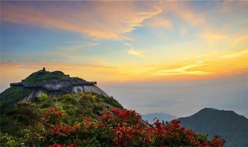 建宁金铙山