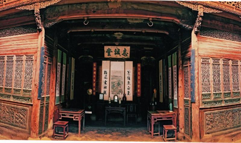 黟县卢村木雕楼景区