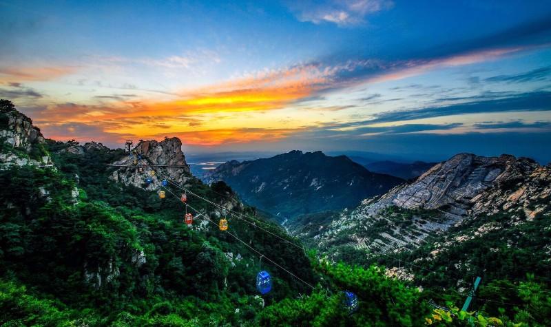 沂蒙山旅游区(龟蒙景区)