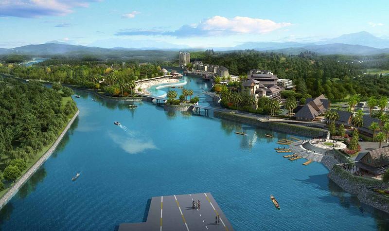 御龙湾国际旅游度假区
