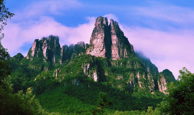 北帝山旅游区
