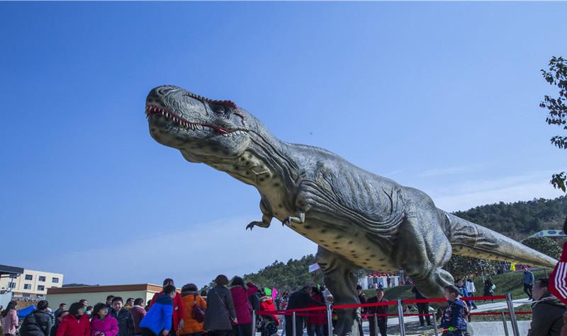 铜仁恐龙乐园