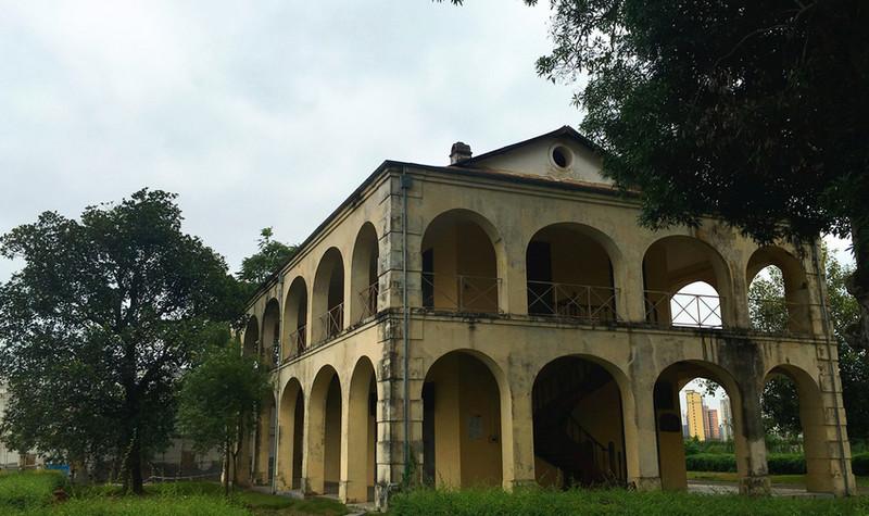 法国驻龙州领事馆旧址
