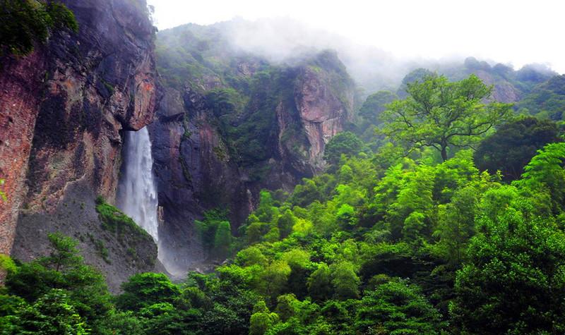 仙游菜溪岩风景名胜区