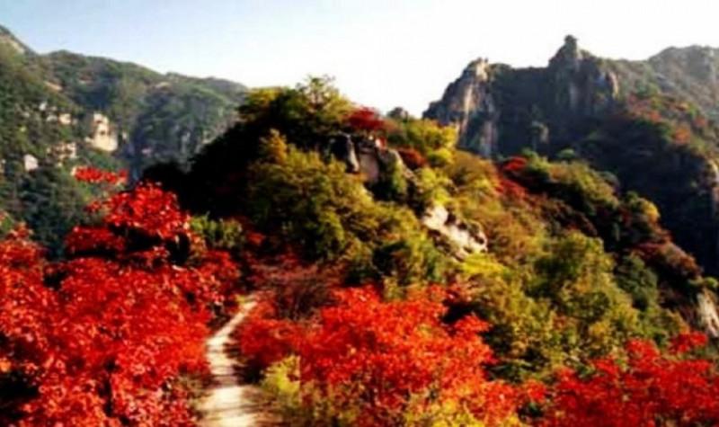 神灵寨景区