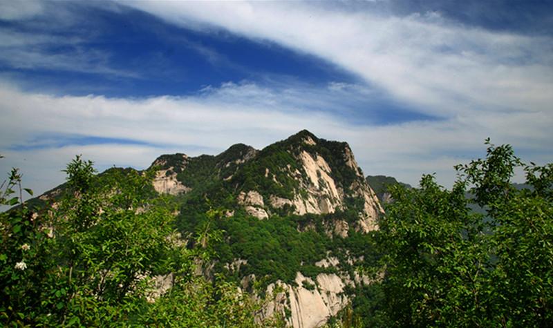 亚武山风景名胜区