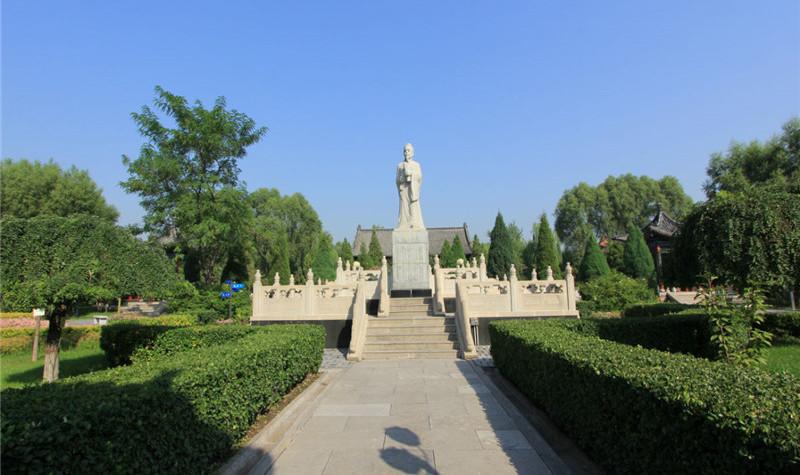 东平湖罗贯中纪念馆