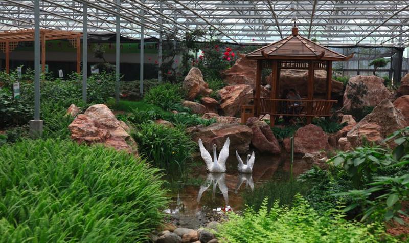 北川维斯特农业示范观光园