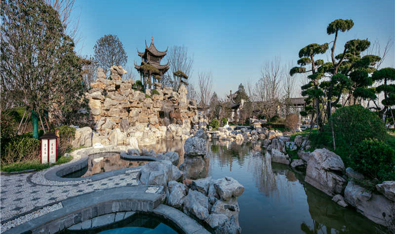 金沙湖融汇温泉
