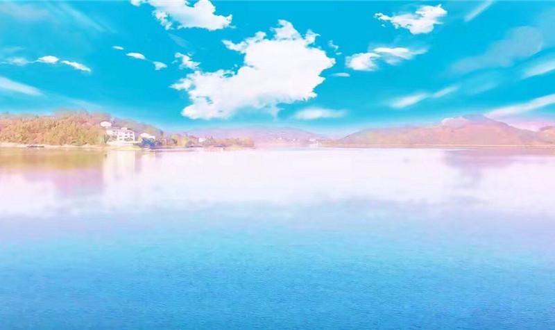 瀛湖风景区