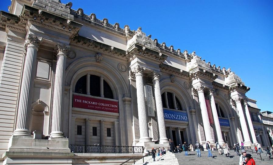 紐約大都會藝術博物館門票