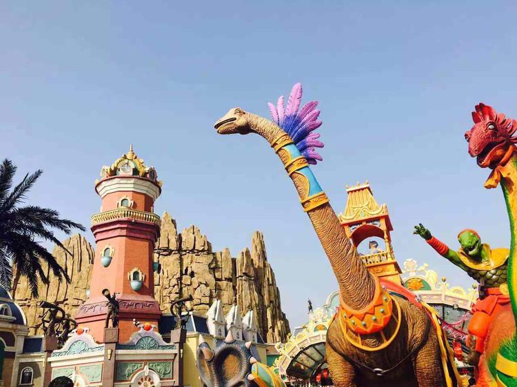 中华剧本园攻略攻城掠地单人恐龙图片