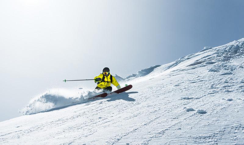 伏牛山滑雪场