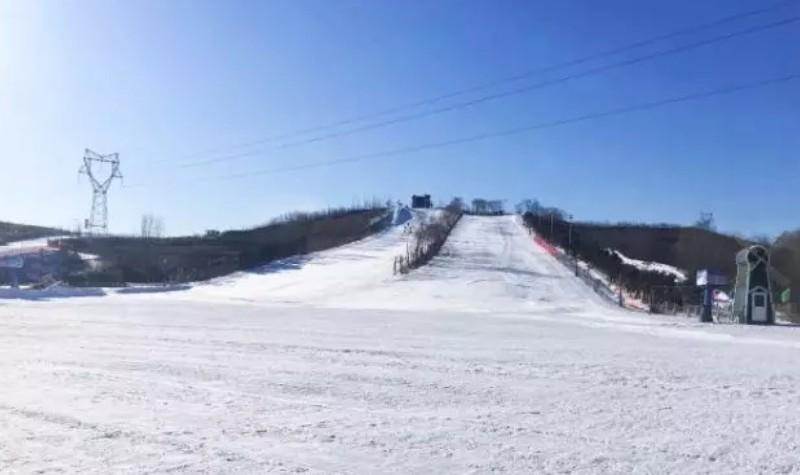 紫云山滑雪场