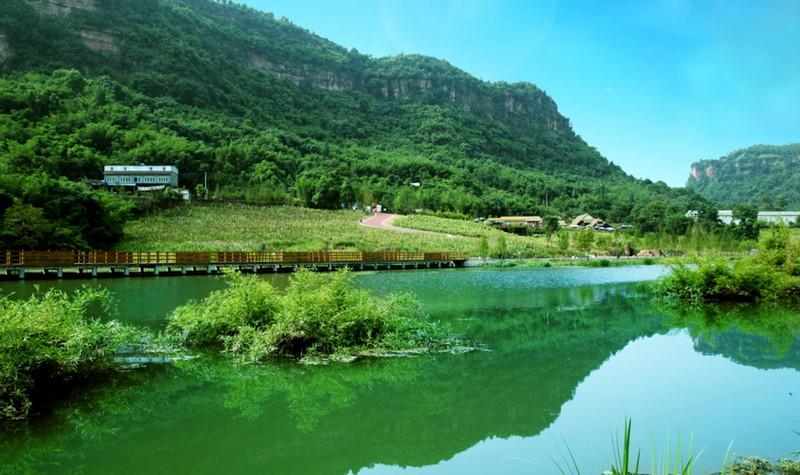 清溪谷旅游区•花田酒地景区