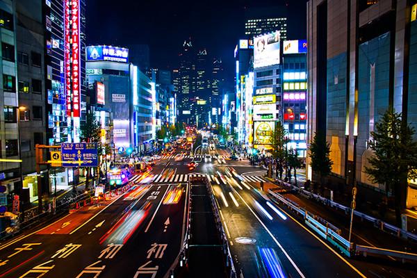 日本东京4天N晚自由行