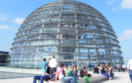 柏林:勃蘭登堡門和德國國會大廈圓頂之旅