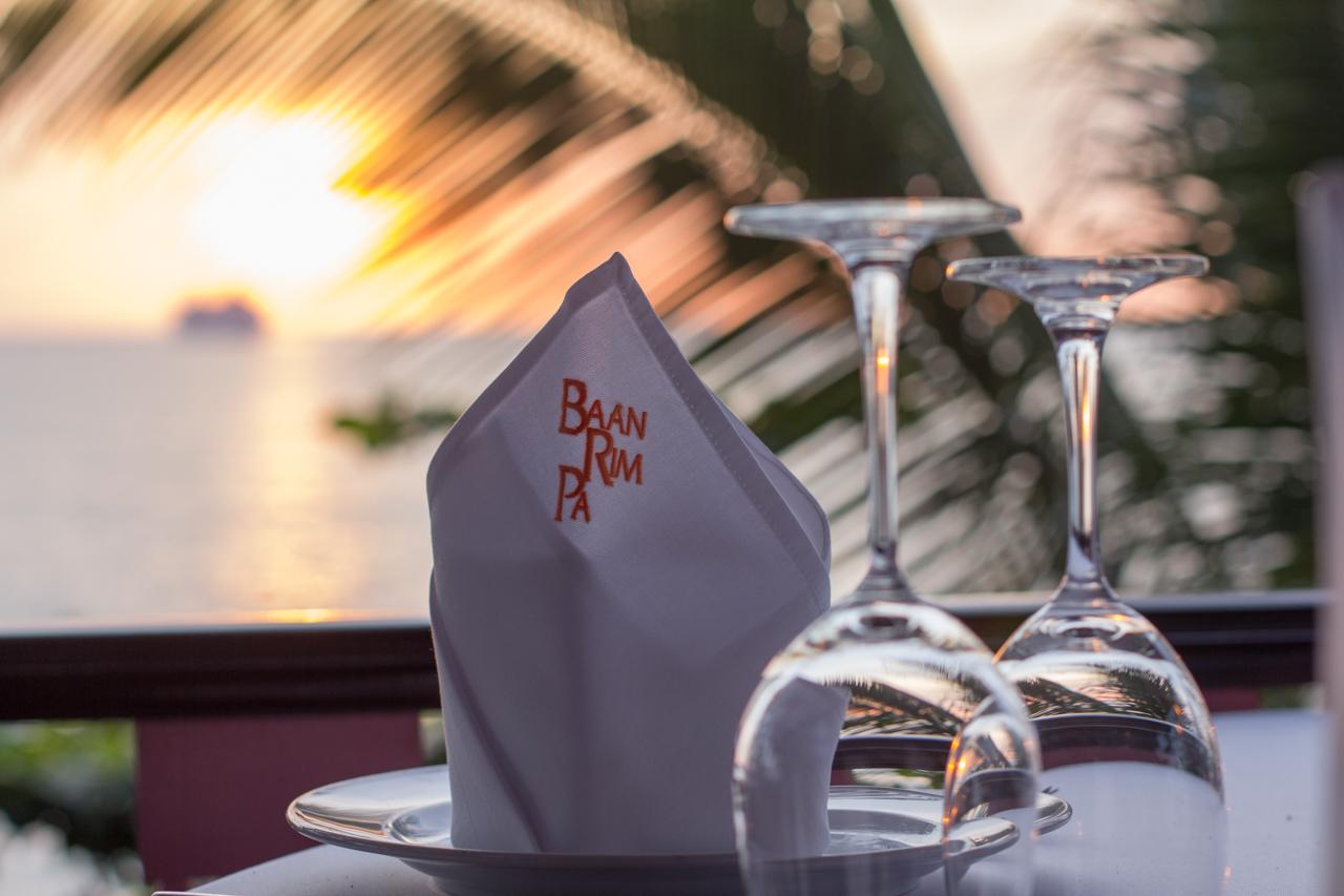 Ban Rimpa 悬崖餐厅套餐