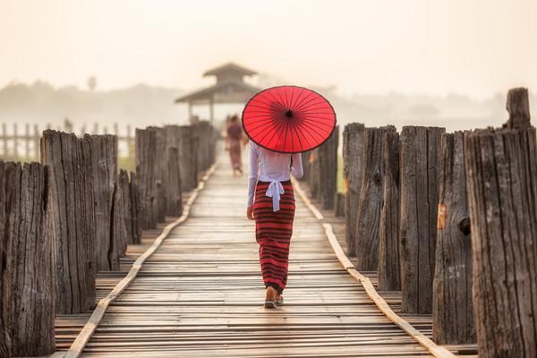 缅甸仰光+丁茵+勃固7日5晚三城之旅跟团游