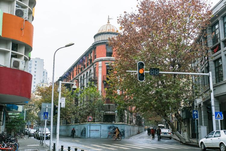 """你get过几个  这是汉口最美的一条步行街,也是武汉著名的""""慢生活""""街区图片"""