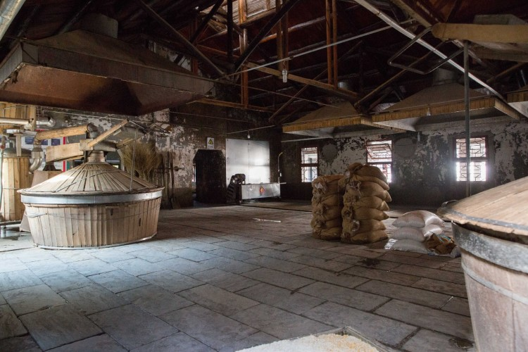 【工程酒文化博物馆】建筑设计说明古井做法图片