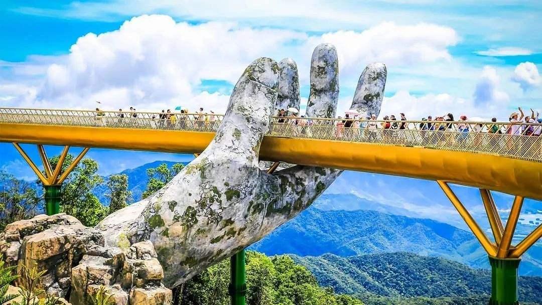峴港巴拿山門票(含往返纜車 可選含接送套餐)