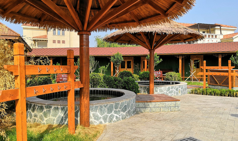 沐锶汤温泉度假区