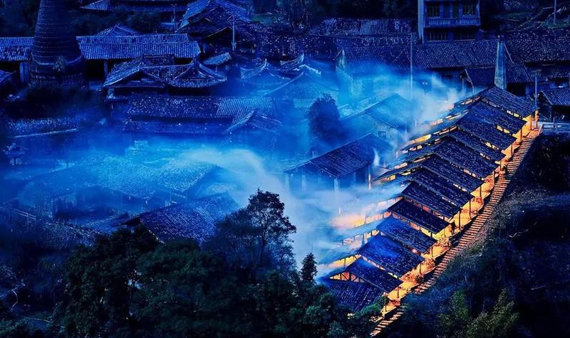 苍南碗窑景区