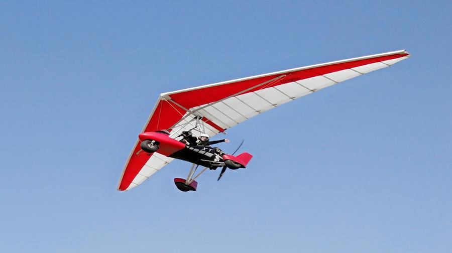 林虑山国际滑翔伞基地