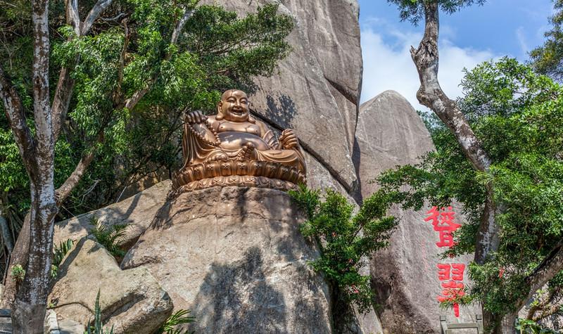 海南东山岭文化旅游区