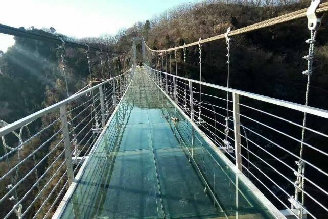 天桥峪自然风景区