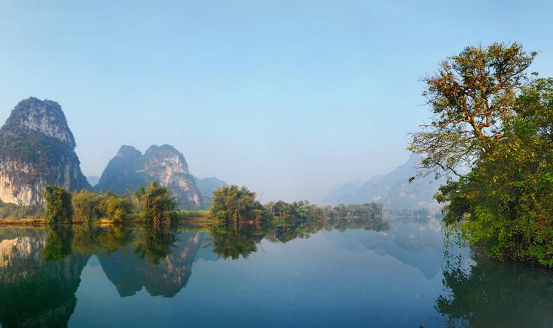 安平仙河景区