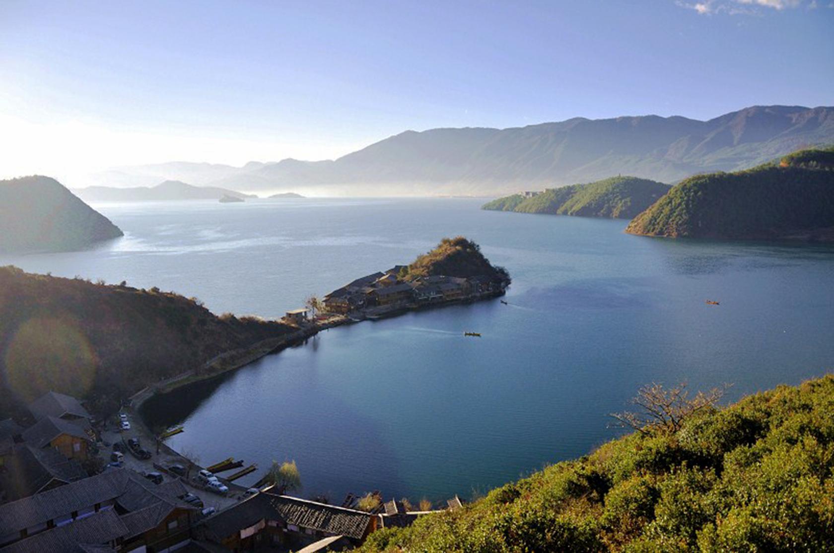 16天徒步体验云南心灵之旅之泸沽湖一日游图片