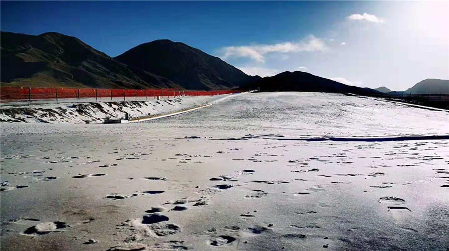 南坝滑雪场