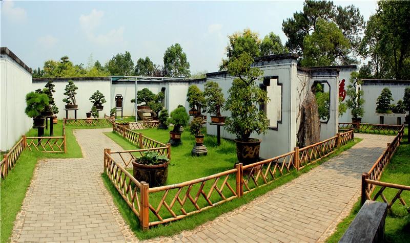 棠樾牌坊群鲍家花园