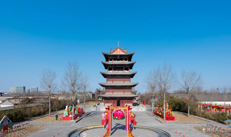 潍坊杨家埠民间艺术大观园