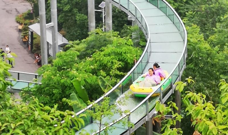 绵阳太乙仙山植物园