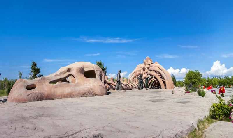 嘉荫恐龙国家地质公园