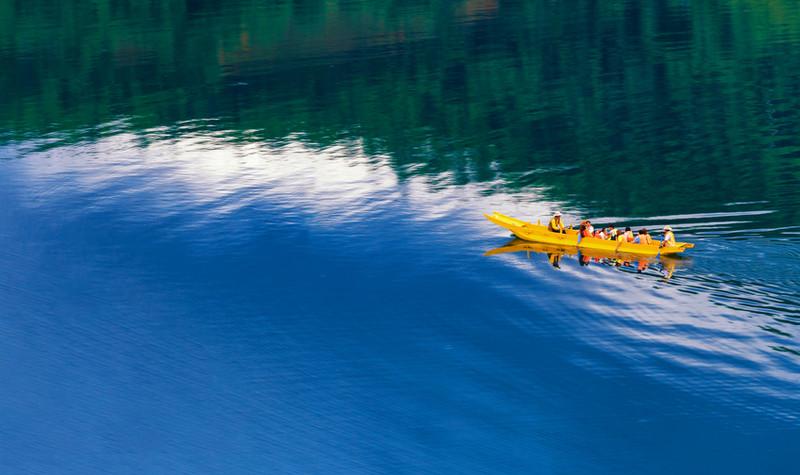 泸沽湖生态景区