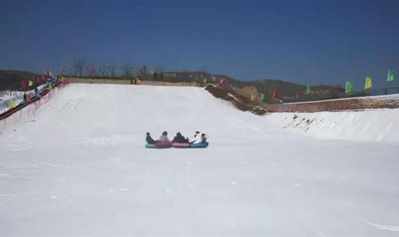 当阳峪滑雪度假乐园