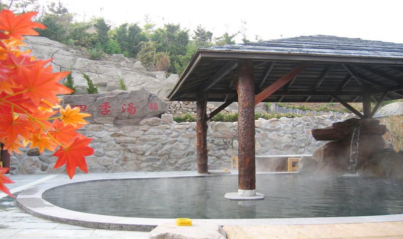 老铁山温泉