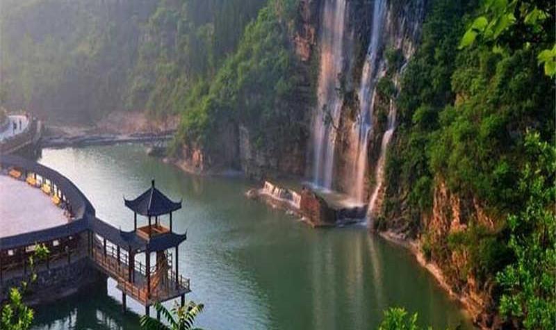 泰和山风景区(黄花溪、天缘谷)