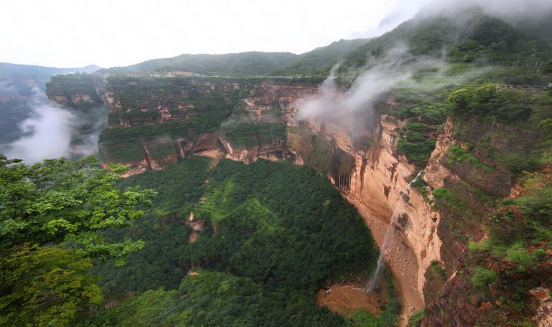 太行大峡谷景区