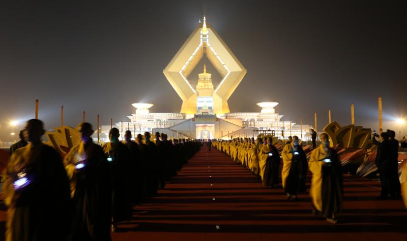 宁波北仑起止到西安、兵马俑、法门寺双飞五日游