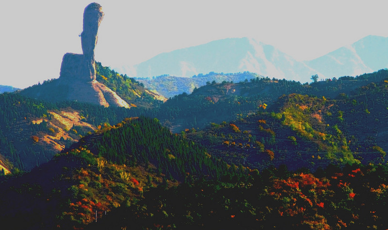 磬锤峰国家森林公园
